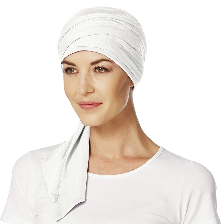 Christine Headwear Mantra scarf - Long