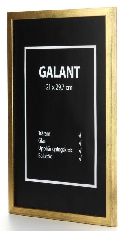 Galant A4 guld