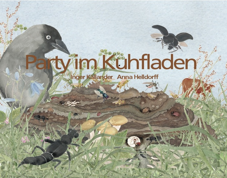 Party im Kuhfladen