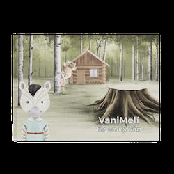 VaniMeli får en ny vän - E-BOK (PDF)