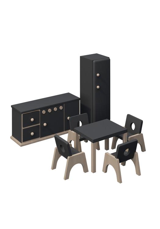Möbelset Kök