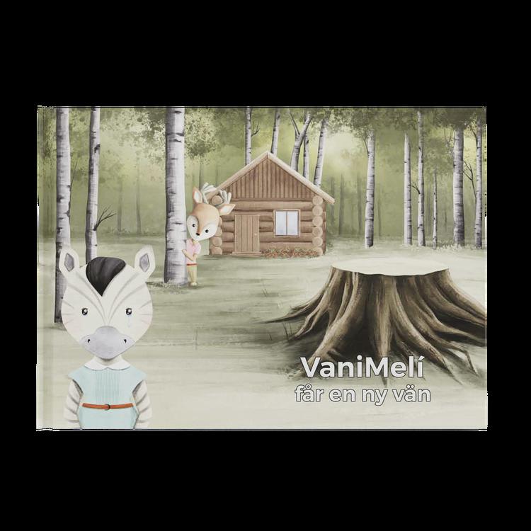 Bok - VaniMeli får en ny vän
