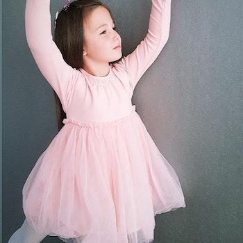 Ballerina klänning