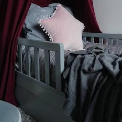 Kudde i sammet - stjärnformad
