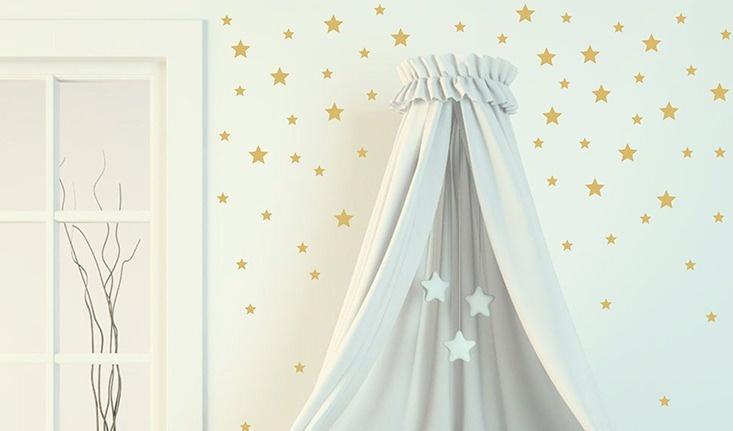 Wall stickers - Stjärnor