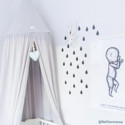 Wall stickers - Droppar