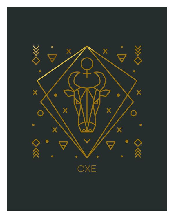 Stjärntecken - Oxe
