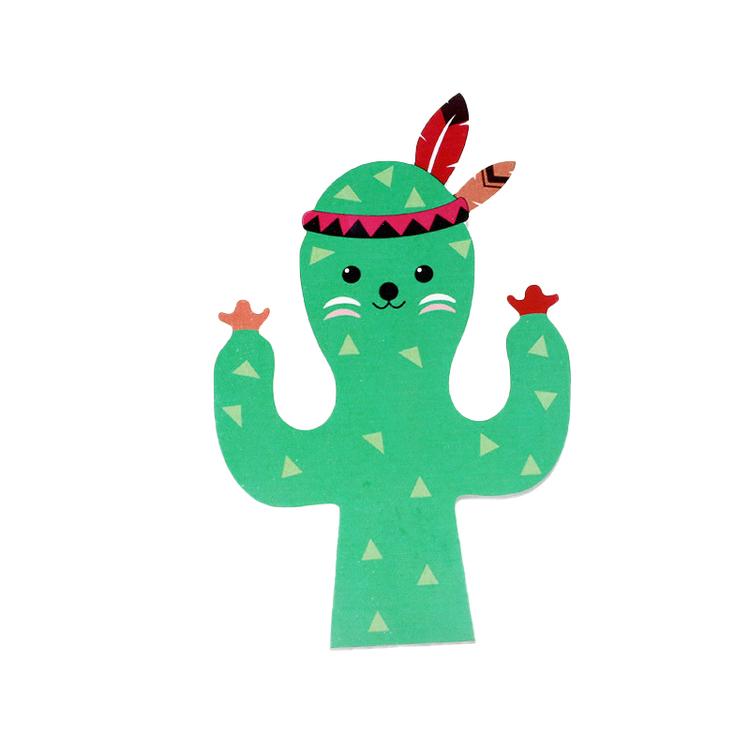Väggdekor - Kaktus