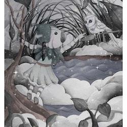 Glittriga bäcken AstoLuina - Poster/Konsttryck