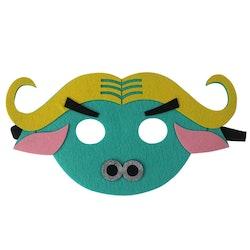 Ansiktsmask- Oxe