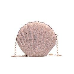 Handväska Snäcka - Rosa