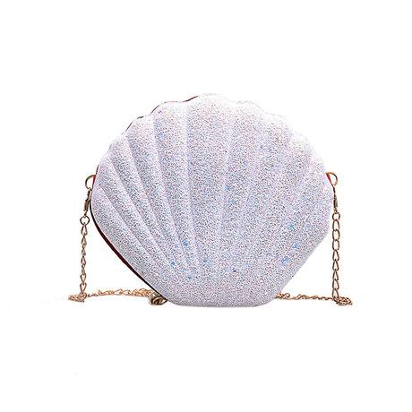 Handväska Snäcka - Vit