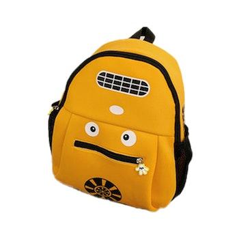 Ryggsäck Robot - Gul