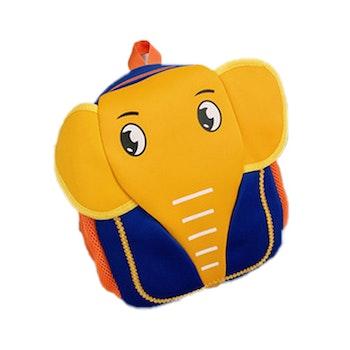 Ryggsäck Elefant - Blå