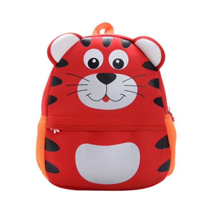 Ryggsäck Tiger - Röd