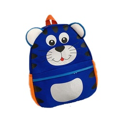 Ryggsäck Tiger - Blå
