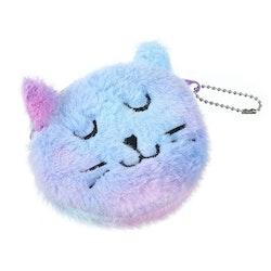 Börs fluffig - Sovande Katt