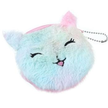 Börs fluffig - Glad Katt