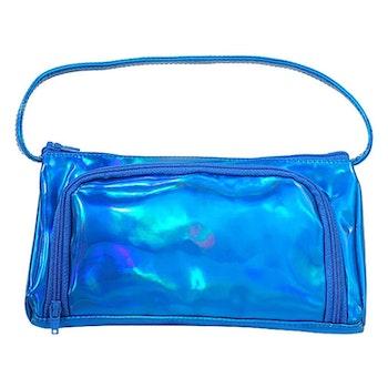 Pennfodral väska - Blå
