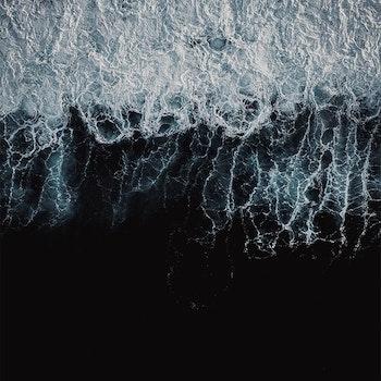 Poster/Konsttryck - Vattenvågor