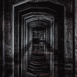 Poster Mörk Korridor