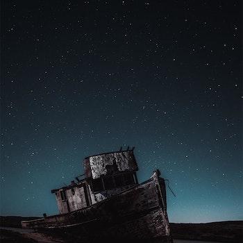 Poster/Konsttryck - Båt