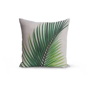 Kuddfodral Natur - Palmkvist
