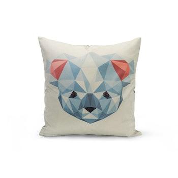 Kuddfodral Djur - Mosaik Panda