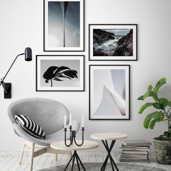 Poster/Konsttryck - Vattenånga