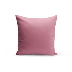 Kuddfodral kvadrat  - Rosa