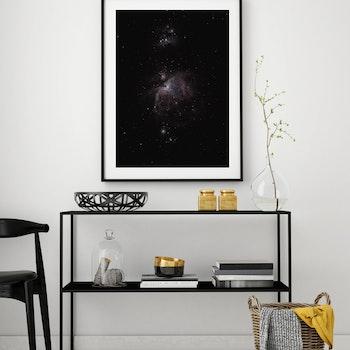 Poster/Konsttryck - Rymden