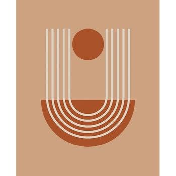 Poster U-form