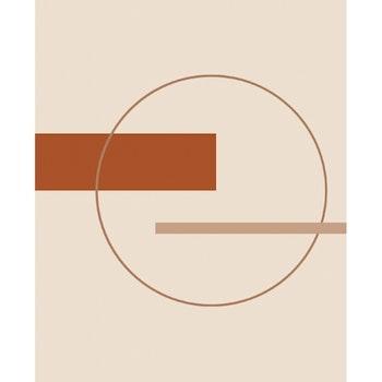 Poster Cirkel Och Rektangel