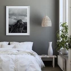 Poster Berg Moln