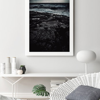 Poster/Konsttryck - Kustkant