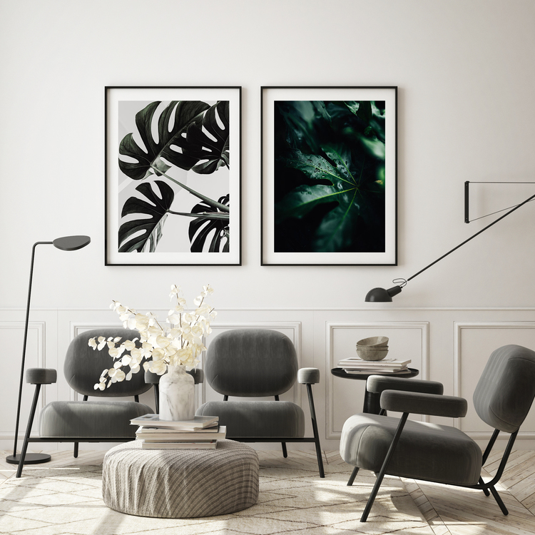 Poster/Konsttryck - Lönnlöv