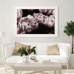 Poster/Konsttryck - Blomsterbukett