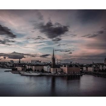 Poster/Konsttryck - Stockholm