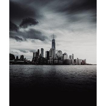 Poster/Konsttryck - Himmel Storstad