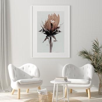 Poster/Konsttryck - Solros