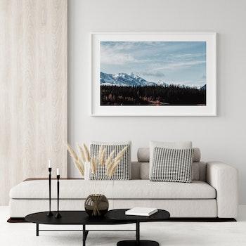 Poster/Konsttryck - Naturlandskap