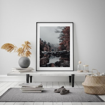 Poster/Konsttryck - Årstid