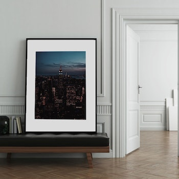 Poster/Konsttryck - Empire State Building