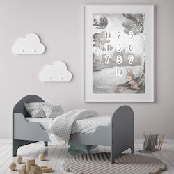VaniMeli - 123 ( Konsttryck / Poster )