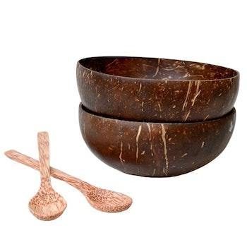 Kokosskål  1-pack