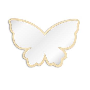 Spegel - Fjäril