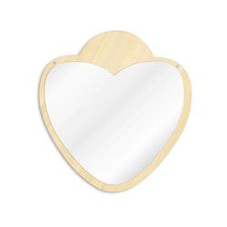 Spegel - Hjärta