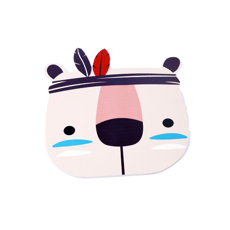 Väggdekor - Isbjörn