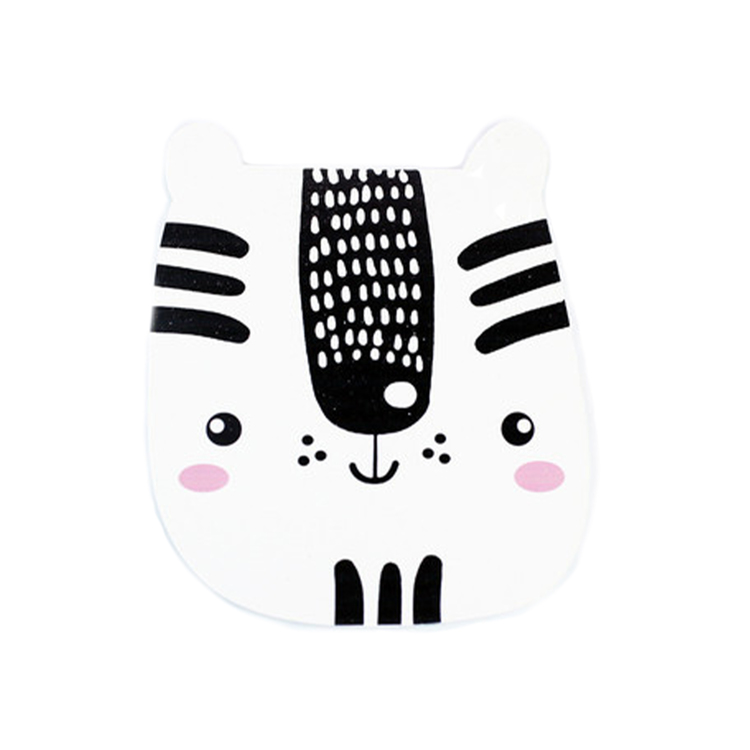 Väggdekoration - Isbjörn m ansiktsmålning