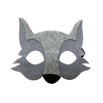 Ansiktsmask- Varg